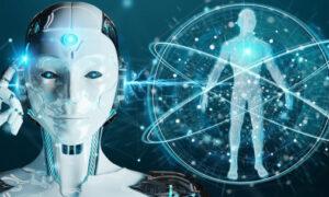 Robotics Machine that using in Medical Treatment