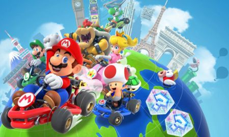 Best Game iOS and Android - Mario Kart Tour