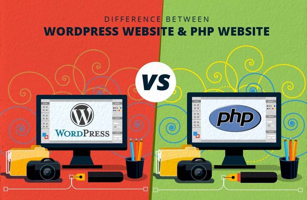 WordPress vs PHP