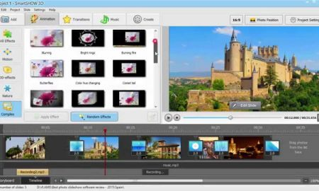 Top Photos Slideshow Software