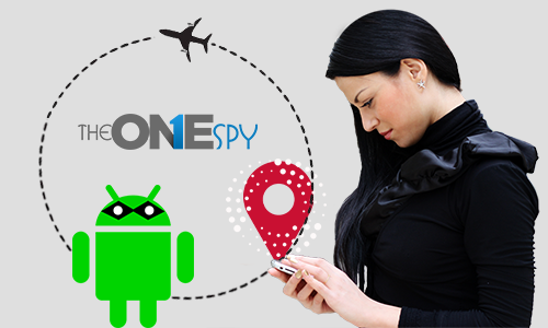 track a cell phone with android spying app