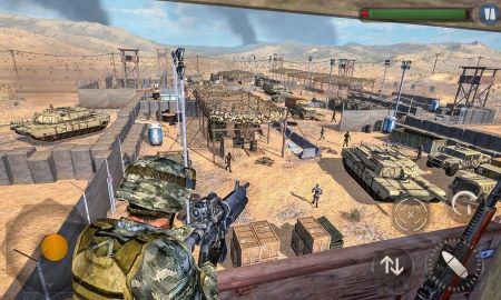 Best Android Offline Shooting Games