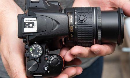 D3500 Nikon DSLR Camera