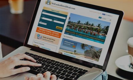 Hotel Booking Search Engine