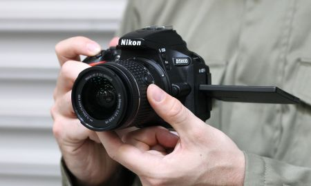 Nikon D5600 DSLR Camera Review and Specification