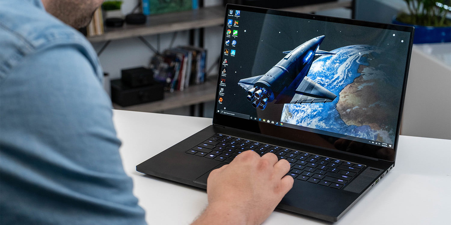 Razer Blade 15 Advanced Model (2019) Gaming Laptop Review ...