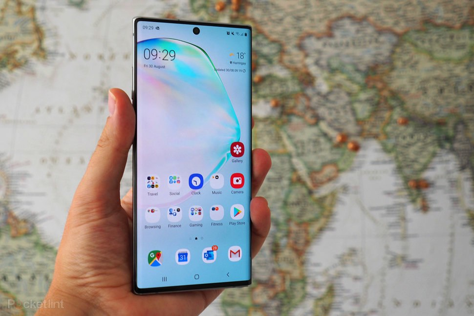 Image result for galaxy note 10 plus