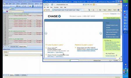 Scripts in QTP Software testing