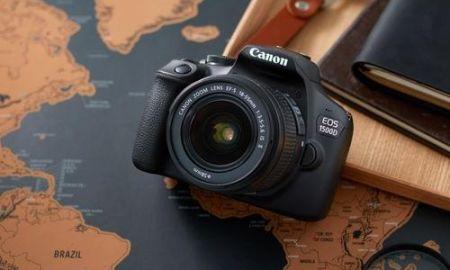Canon EOS 1500D DSLR Camera