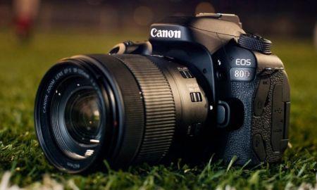 Canon EOS 80D Best DSLR Camera
