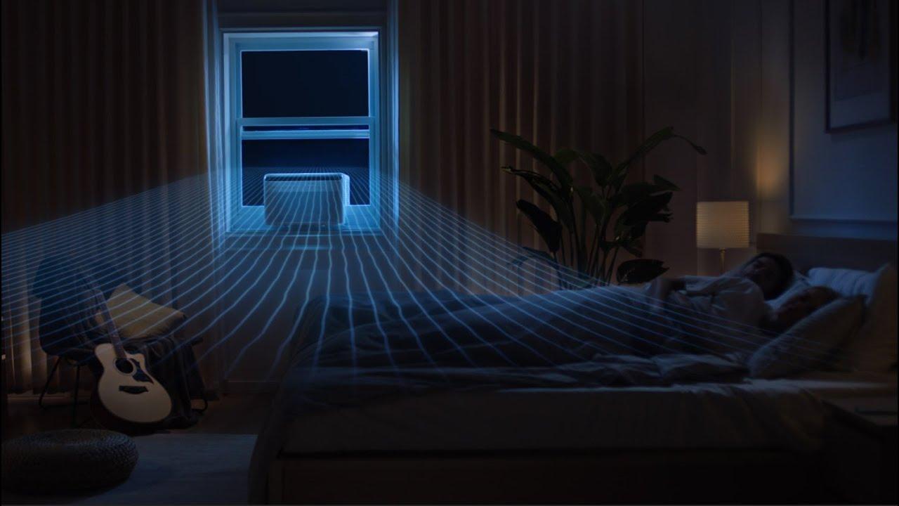 Midea u shape reinvented window air conditioner