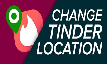 How to Change the swipe location on Tinder for iPhone
