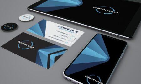 Digital Visiting Cards
