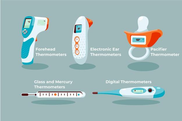 temperature data loggers for Healthcare